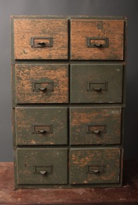 old filing cab