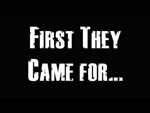 first-they-came-for